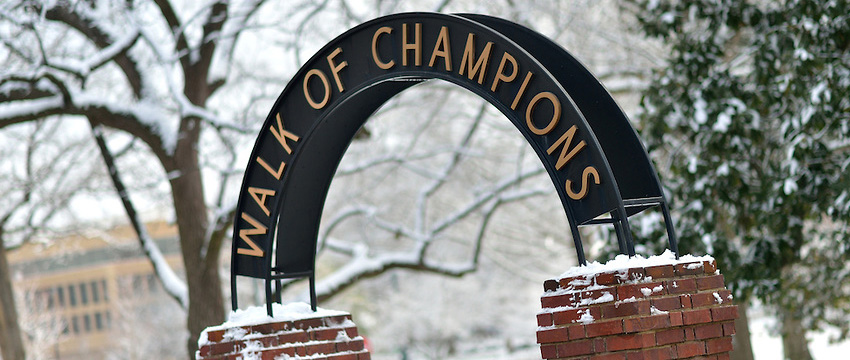 Walk of Champions arc