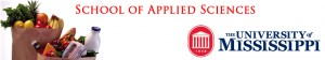 Applied Sciences banner with groceries