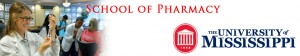 Pharmacy banner with a student administering a flu shot