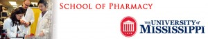 Pharmacy lab banner 2 with pharmacy professors examining a slide