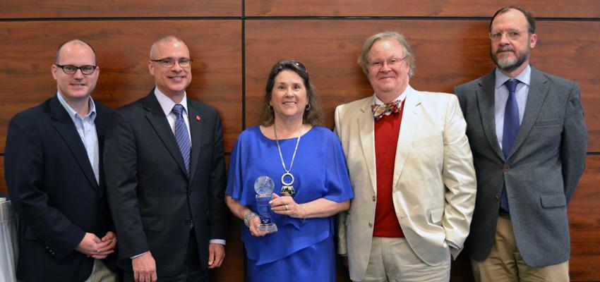 2015 Paragon Award Acceptance