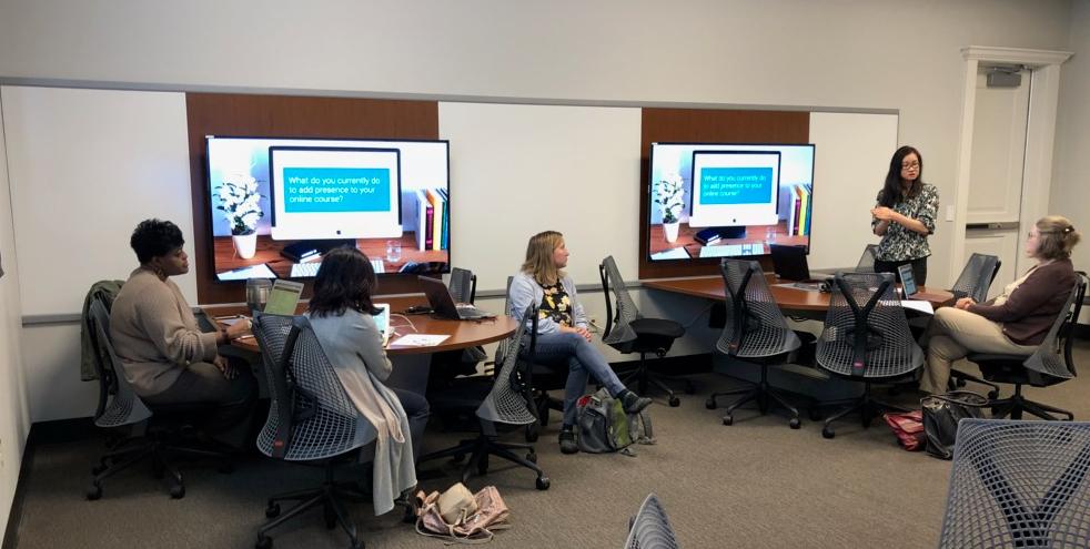 Increasing Presence with Video Workshop